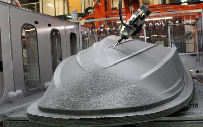 Advances in large scale 3D printing
