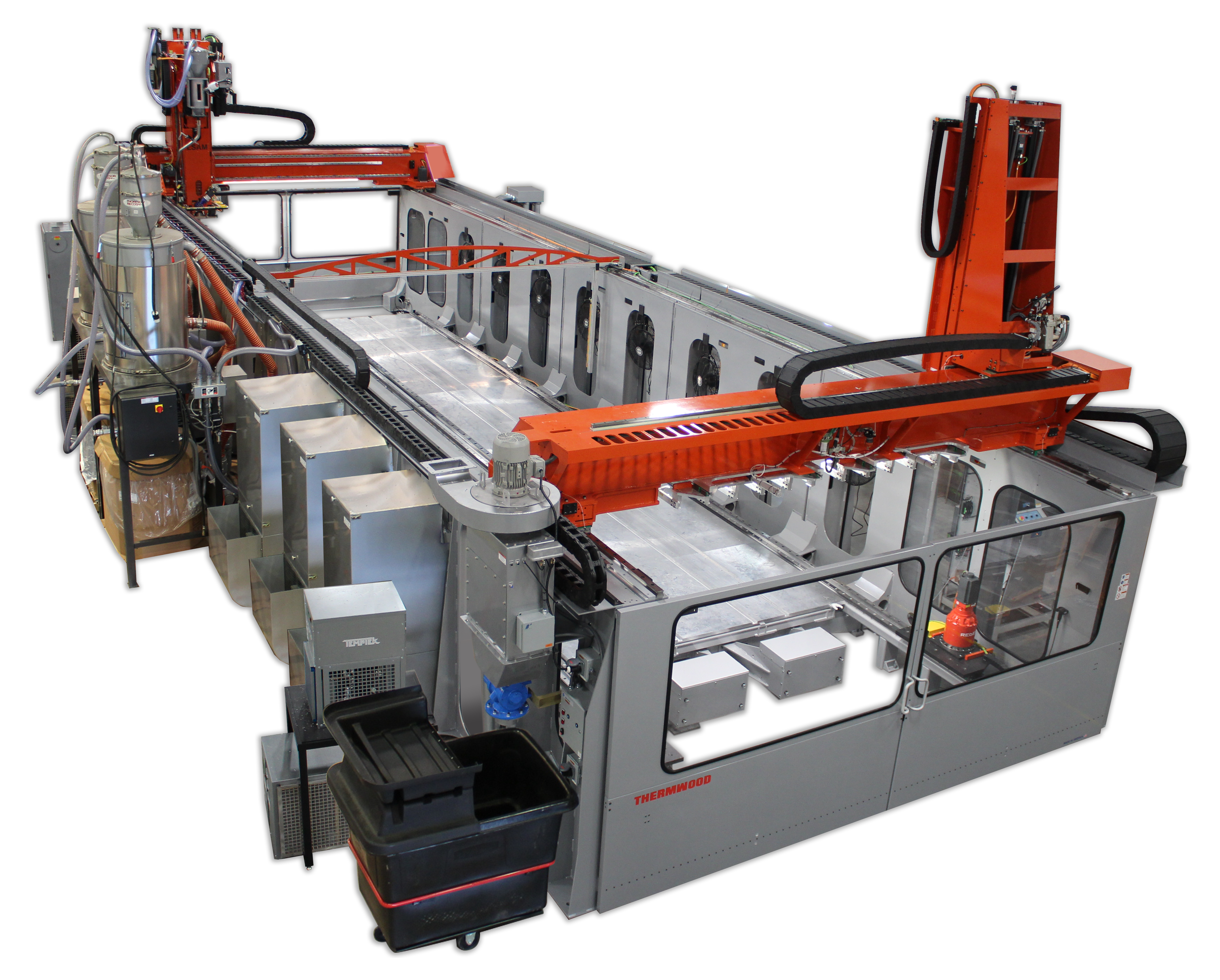 Picture of large scale 3D printer