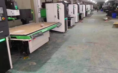 From one CNC machine to a fleet