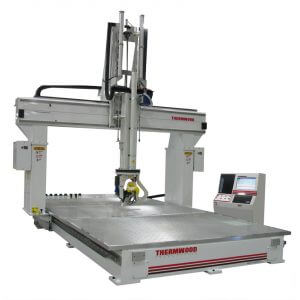 M70 5 axis CNC router