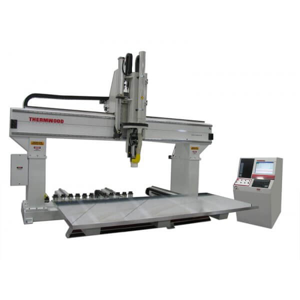 M90 5 Axis CNC Router